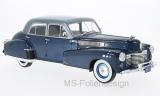 Cadillac Fleetwood Series 60 Special Sedan, metallic-dunkelblau/metallic-hellblau, 1941 - 1:18