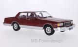Chevrolet Caprice Classic Sedan, metallic-dunkelrot, Türen und Hauben geschlossen, 1985 - 1:18