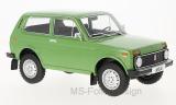 Lada Niva, grün, 1976  - 1:18