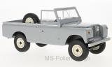 Land Rover 109 Pick Up Series II, grau/schwarz, 1959 - 1:18 Neuheit