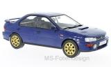 Subaru Impreza WRX, blau, RHD, 1995  - 1:18