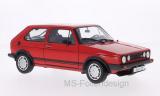 VW Golf I GTI, rot, 1982 - 1:18