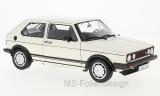 VW Golf I GTI, weiss, 1982 - 1:18