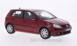 VW Golf V, dunkelrot - 1:18