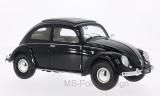 VW Käfer Brezelfenster, schwarz, 1950 -  1 :18